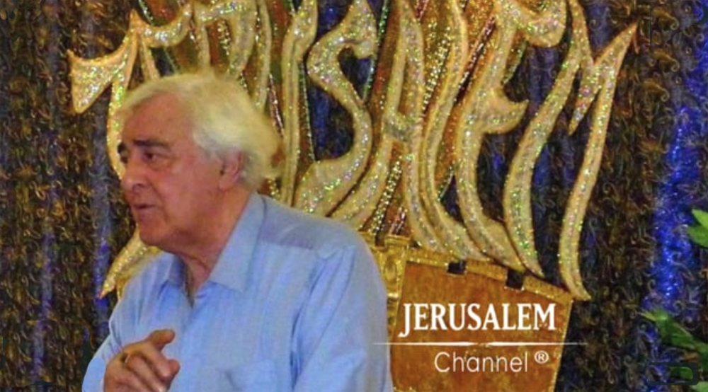 The Cost of Intercession by Lance Lambert - Jerusalem.tv