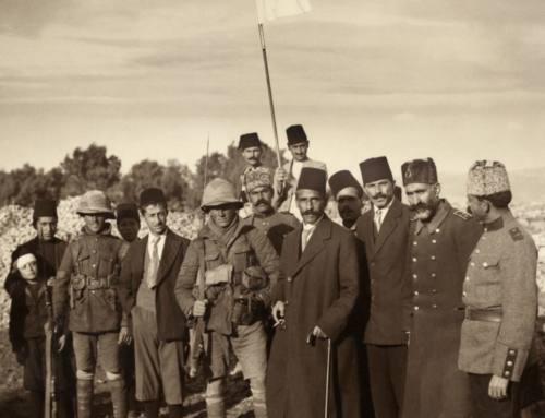 100 Years Ago Today in Jerusalem