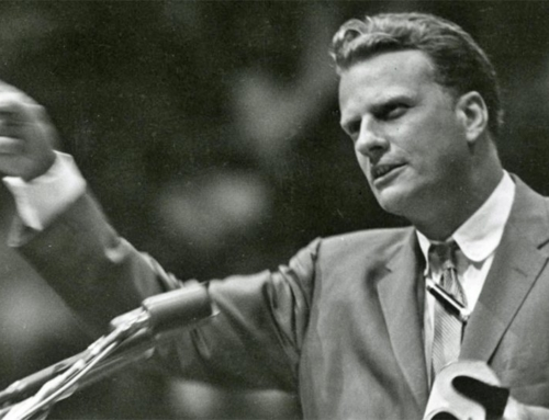 Evangelist to the World: My Tribute to Billy Graham
