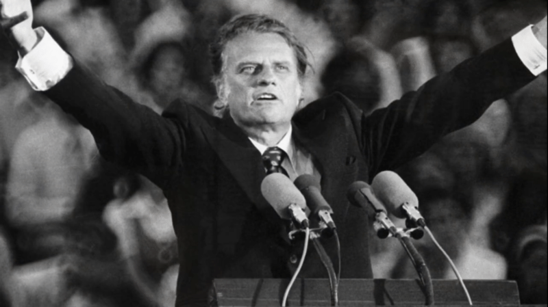 Billy Graham's Funer