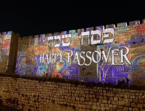 Passover & Resurrection Converging