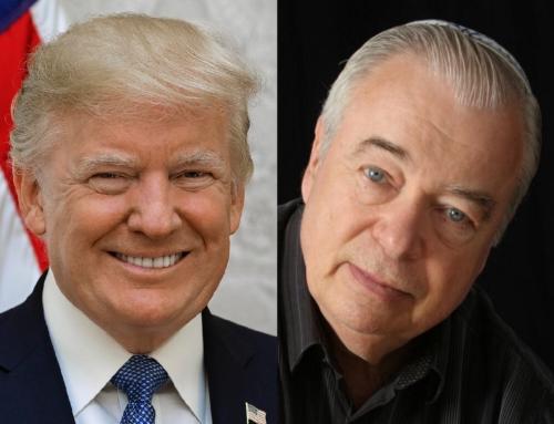 Trump vs. Left-Wing Jews in USA