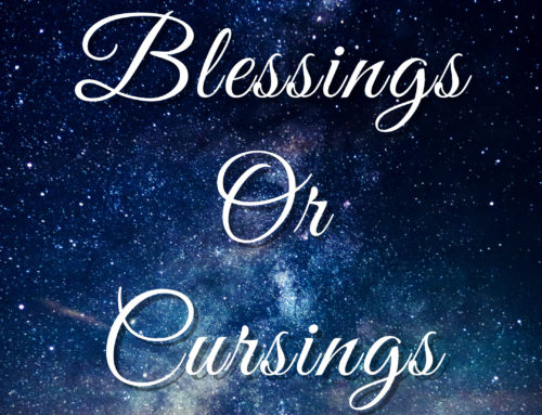 New eBook: Blessings or Cursings
