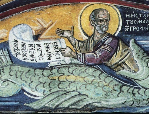 The Sign of Jonah