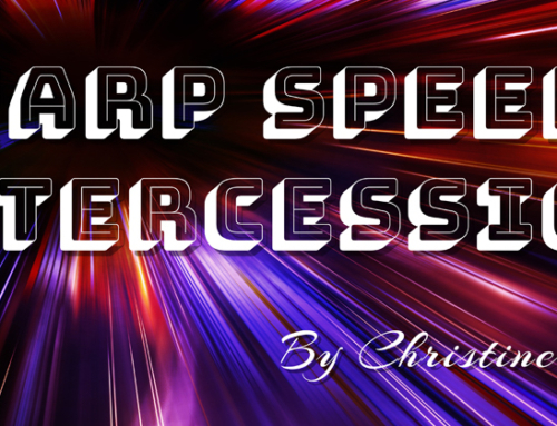 Warp Speed Intercession