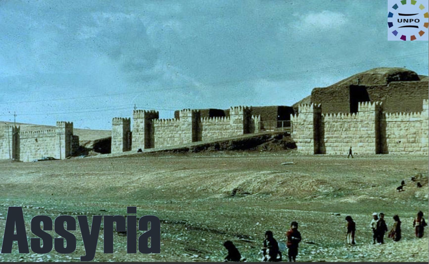 Assyria Will Rise Agai...